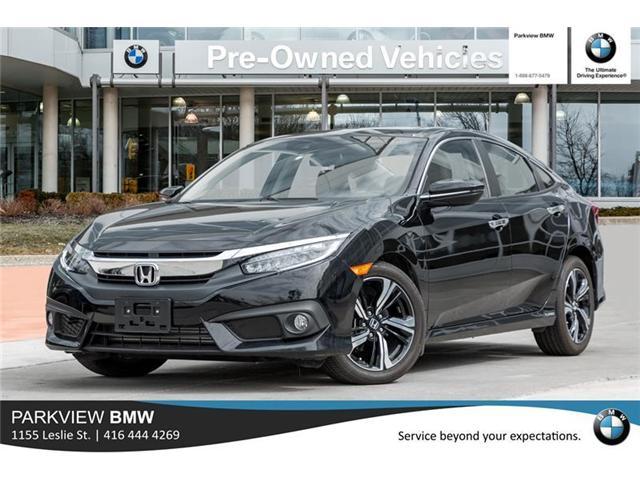 2017 Honda Civic Touring (Stk: 302312A) in Toronto - Image 1 of 21