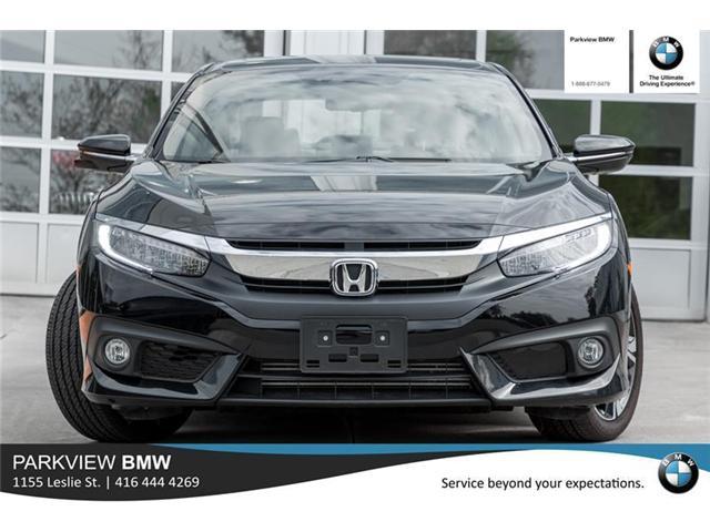 2017 Honda Civic Touring (Stk: 302312A) in Toronto - Image 2 of 21