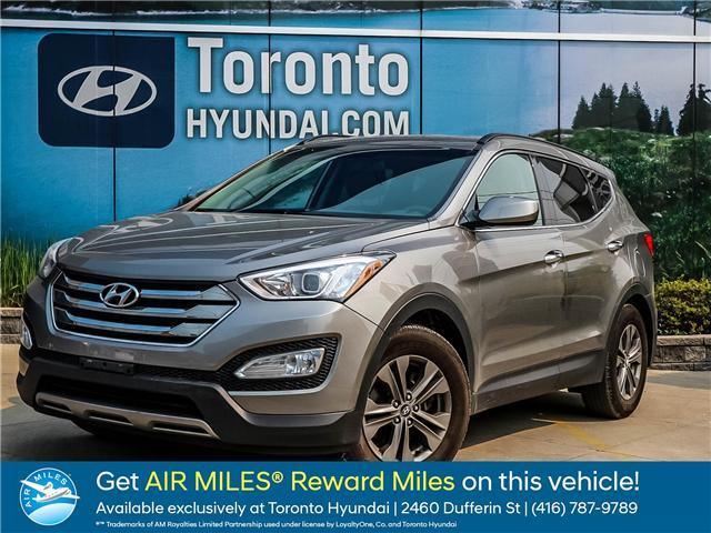 2013 Hyundai Santa Fe Sport 2.4 Premium (Stk: U06512) in Toronto - Image 1 of 14