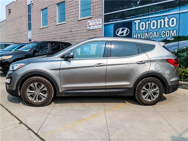 2013 Hyundai Santa Fe Sport 2.4 Premium (Stk: U06512) in Toronto - Image 4 of 14