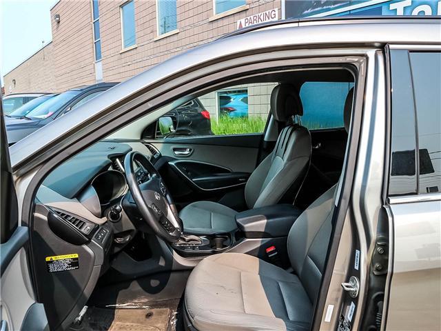 2013 Hyundai Santa Fe Sport 2.4 Premium (Stk: U06512) in Toronto - Image 7 of 14