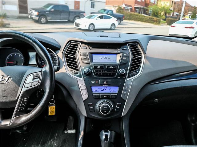 2013 Hyundai Santa Fe Sport 2.4 Premium (Stk: U06512) in Toronto - Image 9 of 14