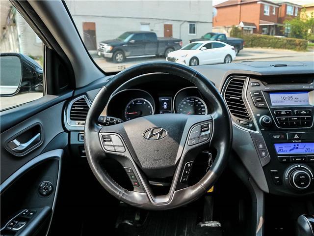 2013 Hyundai Santa Fe Sport 2.4 Premium (Stk: U06512) in Toronto - Image 10 of 14