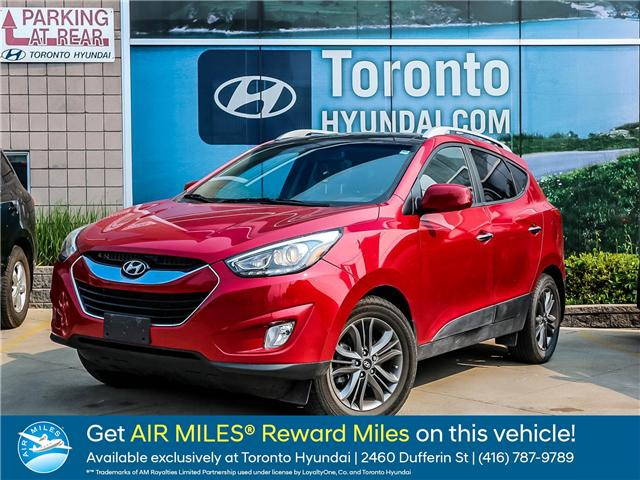 2015 Hyundai Tucson GLS (Stk: U06511) in Toronto - Image 1 of 19