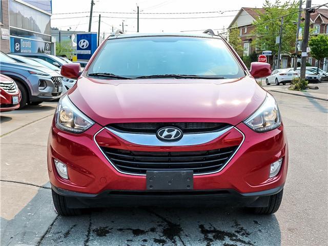 2015 Hyundai Tucson GLS (Stk: U06511) in Toronto - Image 2 of 19