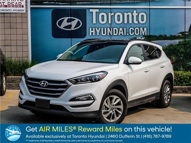 2016 Hyundai Tucson Luxury (Stk: U06520) in Toronto - Image 1 of 28