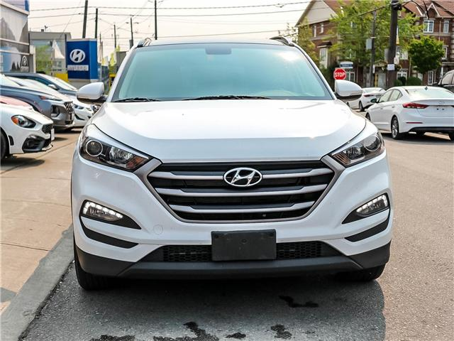 2016 Hyundai Tucson Luxury (Stk: U06520) in Toronto - Image 2 of 28
