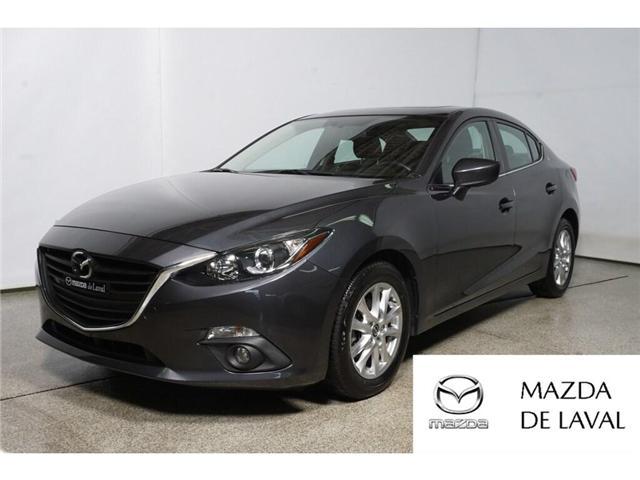 2015 Mazda Mazda3 GS (Stk: U7230) in Laval - Image 1 of 21
