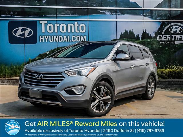 2014 Hyundai Santa Fe XL  (Stk: GU0056) in Toronto - Image 1 of 14