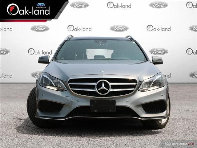 2014 Mercedes-Benz E-Class Base (Stk: 9X025A) in Oakville - Image 2 of 27