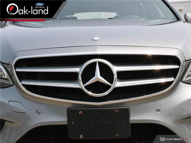 2014 Mercedes-Benz E-Class Base (Stk: 9X025A) in Oakville - Image 8 of 27