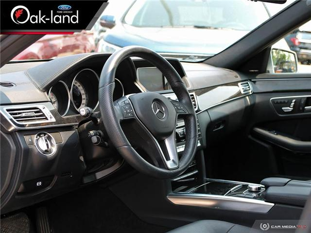 2014 Mercedes-Benz E-Class Base (Stk: 9X025A) in Oakville - Image 13 of 27
