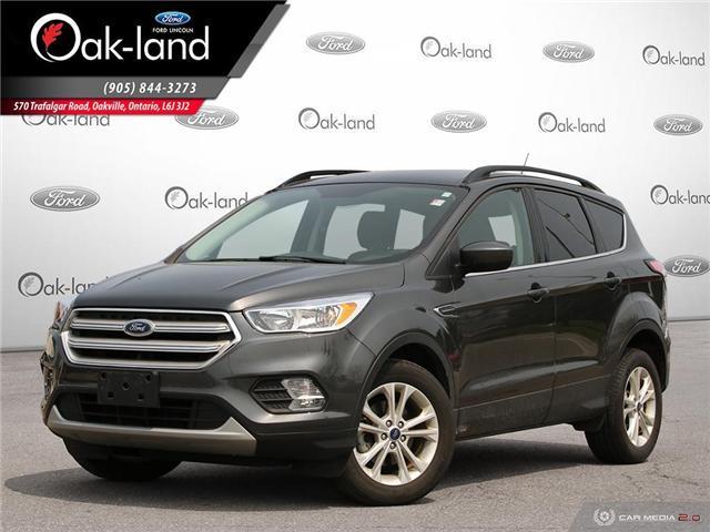 2018 Ford Escape SE (Stk: R3443) in Oakville - Image 1 of 27