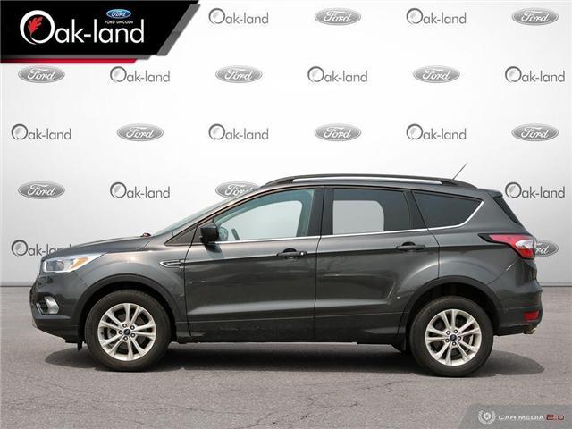 2018 Ford Escape SE (Stk: R3443) in Oakville - Image 3 of 27