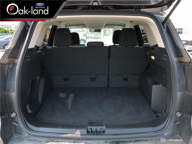 2018 Ford Escape SE (Stk: R3443) in Oakville - Image 11 of 27