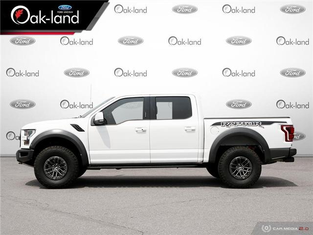 2019 Ford F-150 Raptor (Stk: P5701) in Oakville - Image 3 of 27