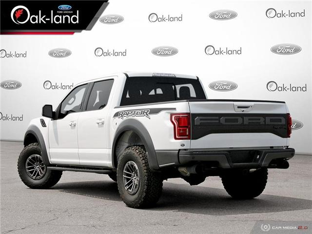 2019 Ford F-150 Raptor (Stk: P5701) in Oakville - Image 4 of 27