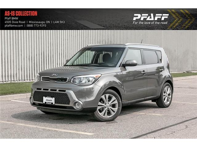 2014 Kia Soul EX+ (Stk: U5458) in Mississauga - Image 1 of 22
