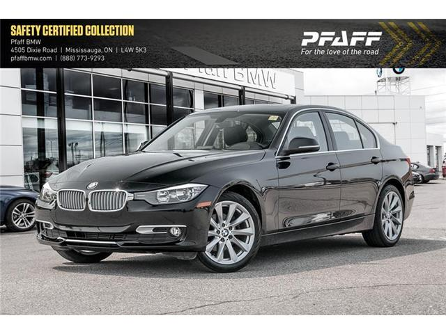 2014 BMW 320i xDrive (Stk: U5471) in Mississauga - Image 1 of 22