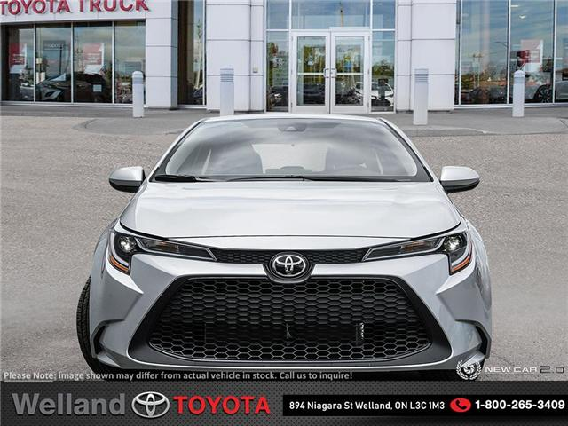 2020 Toyota Corolla LE (Stk: COR6599) in Welland - Image 2 of 23