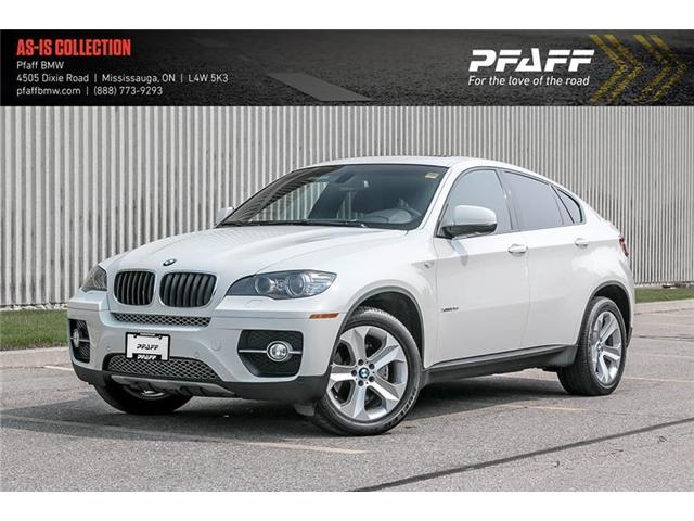2011 BMW X6 xDrive35i (Stk: U5483) in Mississauga - Image 1 of 22