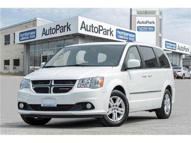 2017 Dodge Grand Caravan Crew (Stk: CTDR3452) in Mississauga - Image 1 of 20
