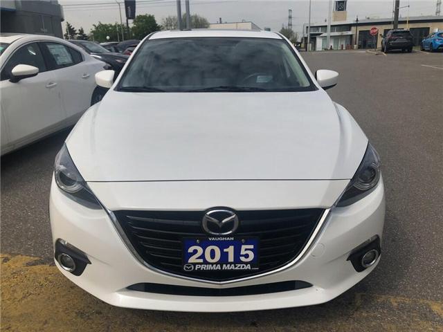 2015 Mazda Mazda3 GT (Stk: P-4151) in Woodbridge - Image 2 of 30