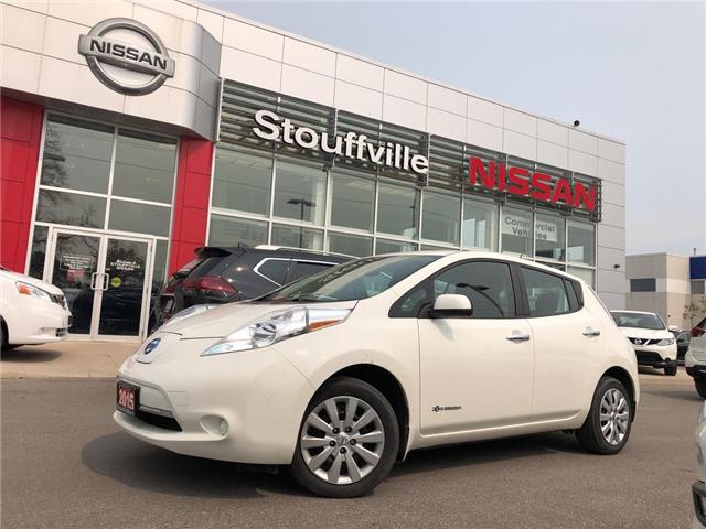 2015 Nissan LEAF  (Stk: SU0739) in Stouffville - Image 1 of 24
