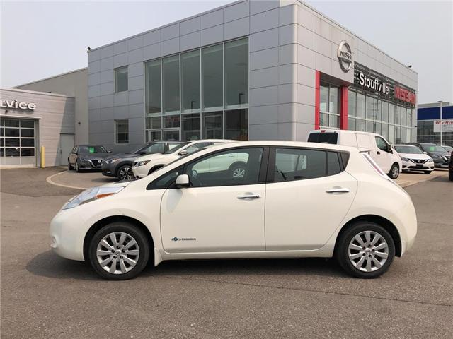 2015 Nissan LEAF  (Stk: SU0739) in Stouffville - Image 2 of 24