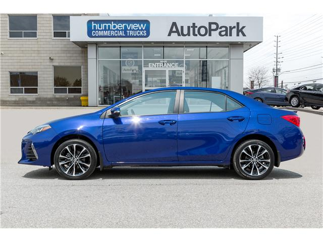 2019 Toyota Corolla SE (Stk: ) in Mississauga - Image 3 of 20