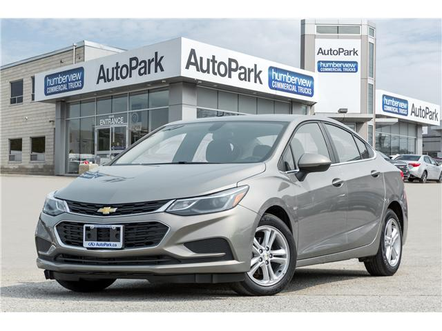 2017 Chevrolet Cruze LT Auto (Stk: APR3109) in Mississauga - Image 1 of 20