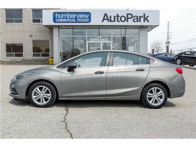 2017 Chevrolet Cruze LT Auto (Stk: APR3109) in Mississauga - Image 3 of 20