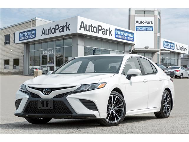 2018 Toyota Camry SE (Stk: APR3975) in Mississauga - Image 1 of 20