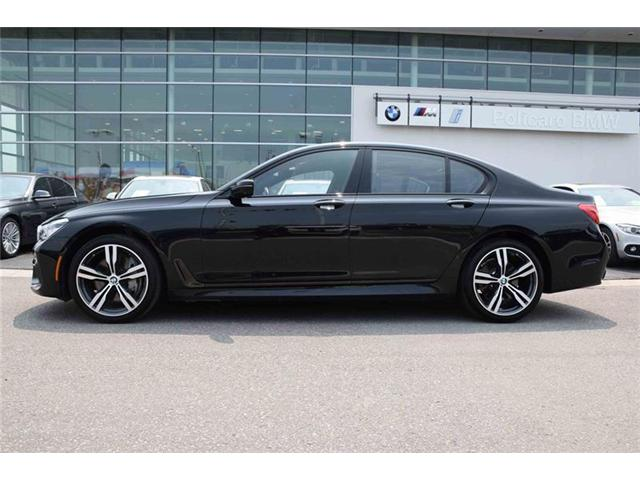 2016 BMW 750i xDrive (Stk: P526715) in Brampton - Image 2 of 21