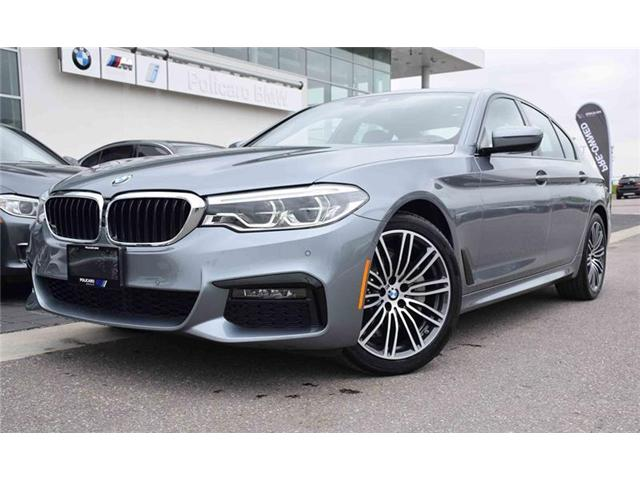 2019 BMW 530i xDrive (Stk: 9911419) in Brampton - Image 1 of 12