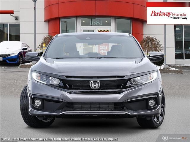 2019 Honda Civic Sport (Stk: 929442) in North York - Image 2 of 23