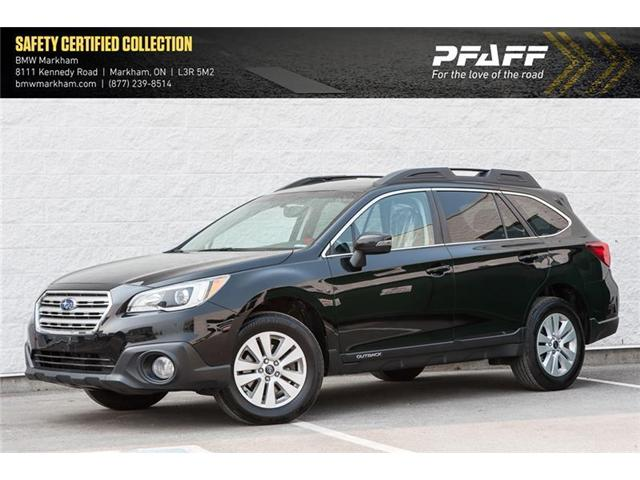 2017 Subaru Outback 3.6R Premier Technology Package (Stk: 37043A) in Markham - Image 1 of 18