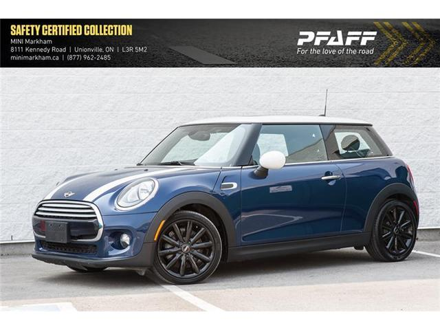 2015 MINI 3 Door Cooper (Stk: D12137) in Markham - Image 1 of 17