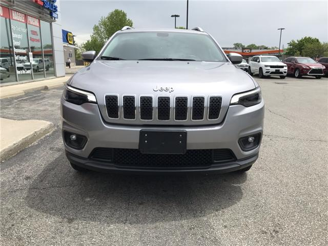 2019 Jeep Cherokee North (Stk: KD279661) in Sarnia - Image 2 of 24