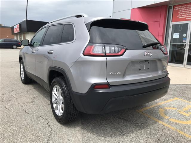2019 Jeep Cherokee North (Stk: KD279661) in Sarnia - Image 4 of 24