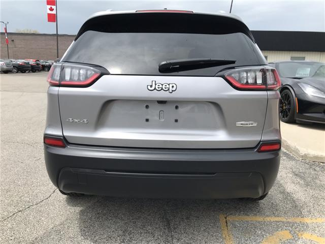 2019 Jeep Cherokee North (Stk: KD279661) in Sarnia - Image 5 of 24