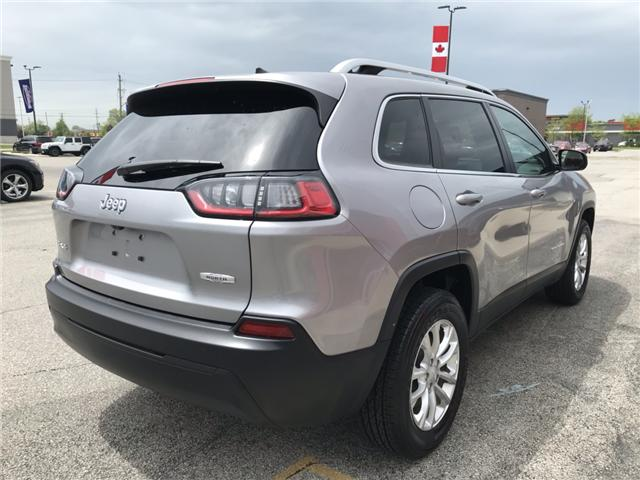 2019 Jeep Cherokee North (Stk: KD279661) in Sarnia - Image 6 of 24