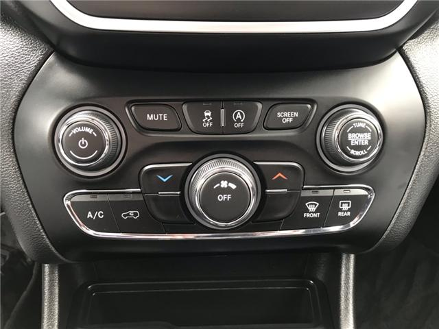 2019 Jeep Cherokee North (Stk: KD279661) in Sarnia - Image 21 of 24