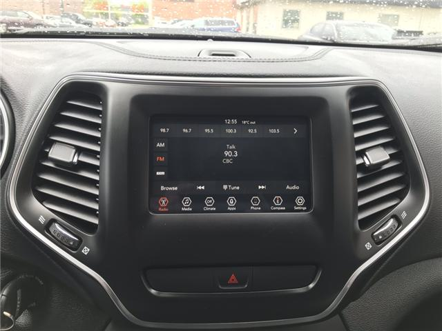 2019 Jeep Cherokee North (Stk: KD279661) in Sarnia - Image 22 of 24
