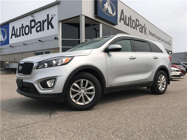 2016 Kia Sorento 2.0L LX+ (Stk: 16-48849RJB) in Barrie - Image 1 of 26