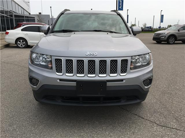 2017 Jeep Compass Sport/North (Stk: 17-97349RJB) in Barrie - Image 2 of 24