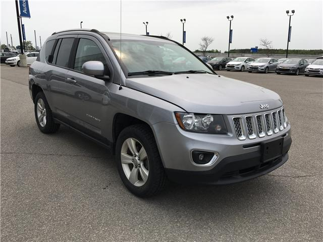 2017 Jeep Compass Sport/North (Stk: 17-97349RJB) in Barrie - Image 3 of 24