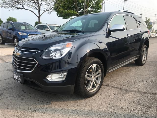 2016 Chevrolet Equinox LTZ (Stk: 1683W) in Oakville - Image 3 of 21