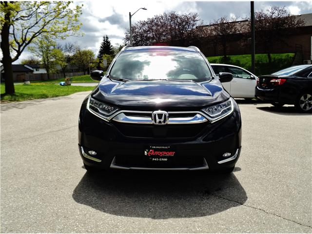 2018 Honda CR-V Touring (Stk: 1497) in Orangeville - Image 9 of 22