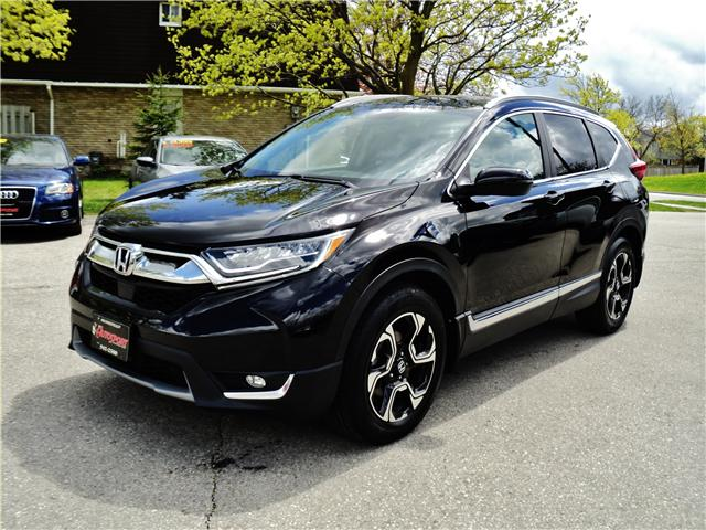 2018 Honda CR-V Touring (Stk: 1497) in Orangeville - Image 2 of 22